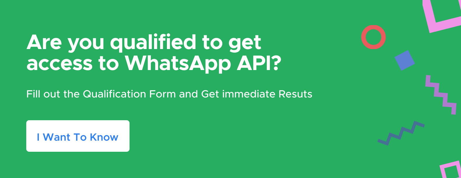 WhatsApp Qualification Form