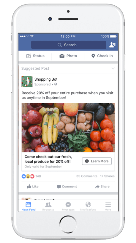 Killer Combination: Facebook Ads And Chatbots - BotsCrew