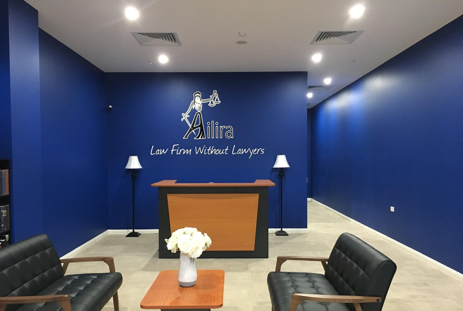 law firm without lawyers