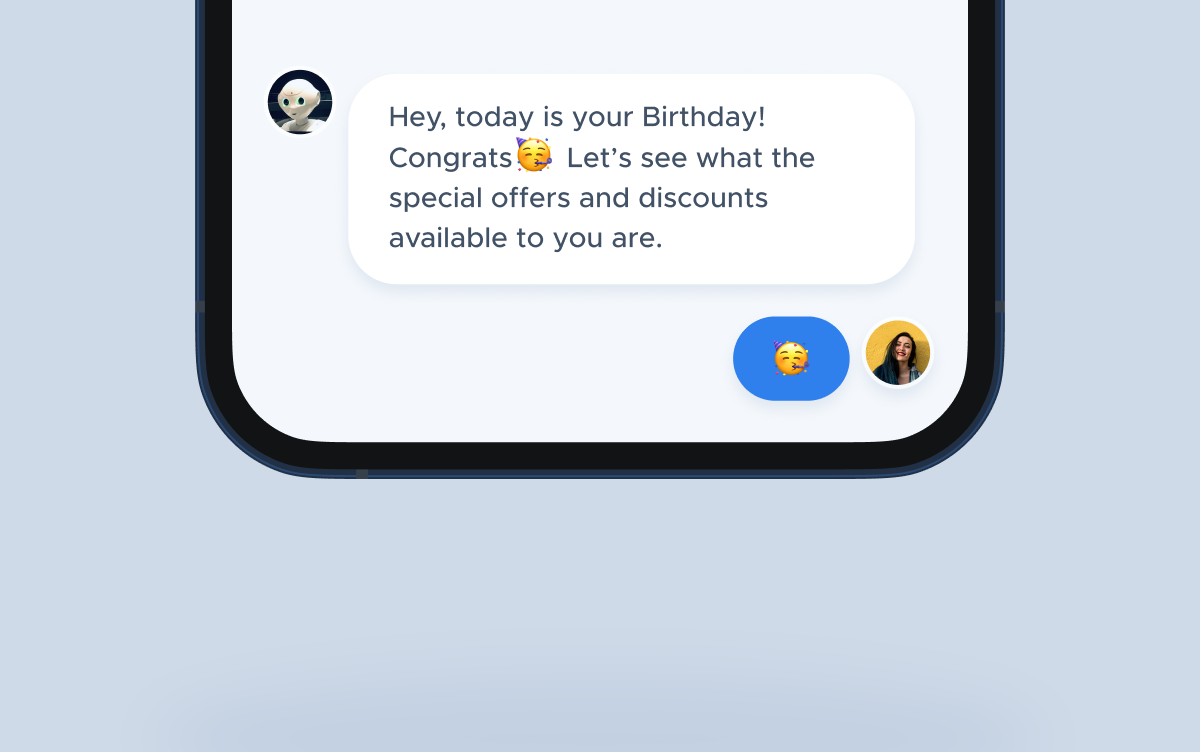 Engagement chatbot