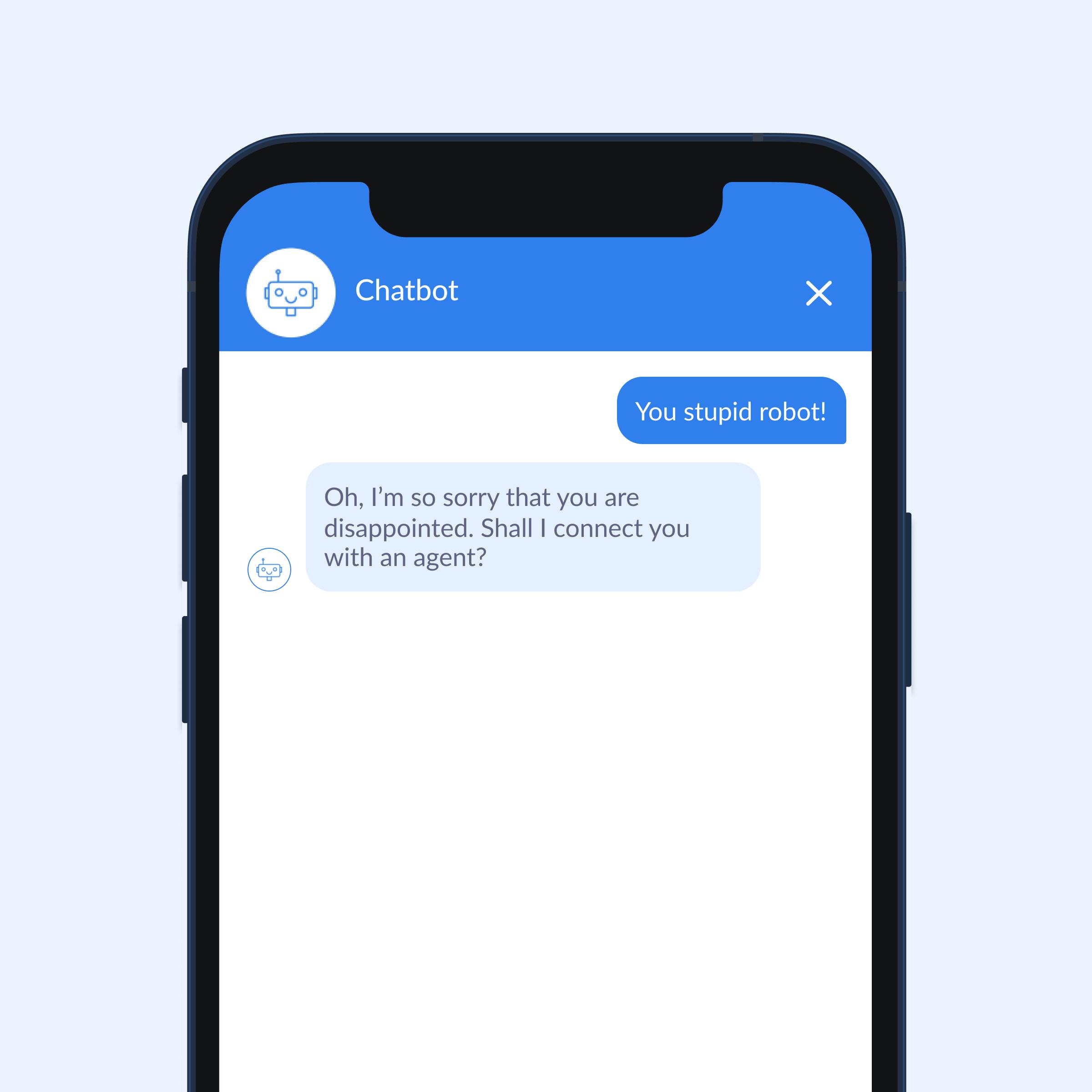 chatbot emotion recognition